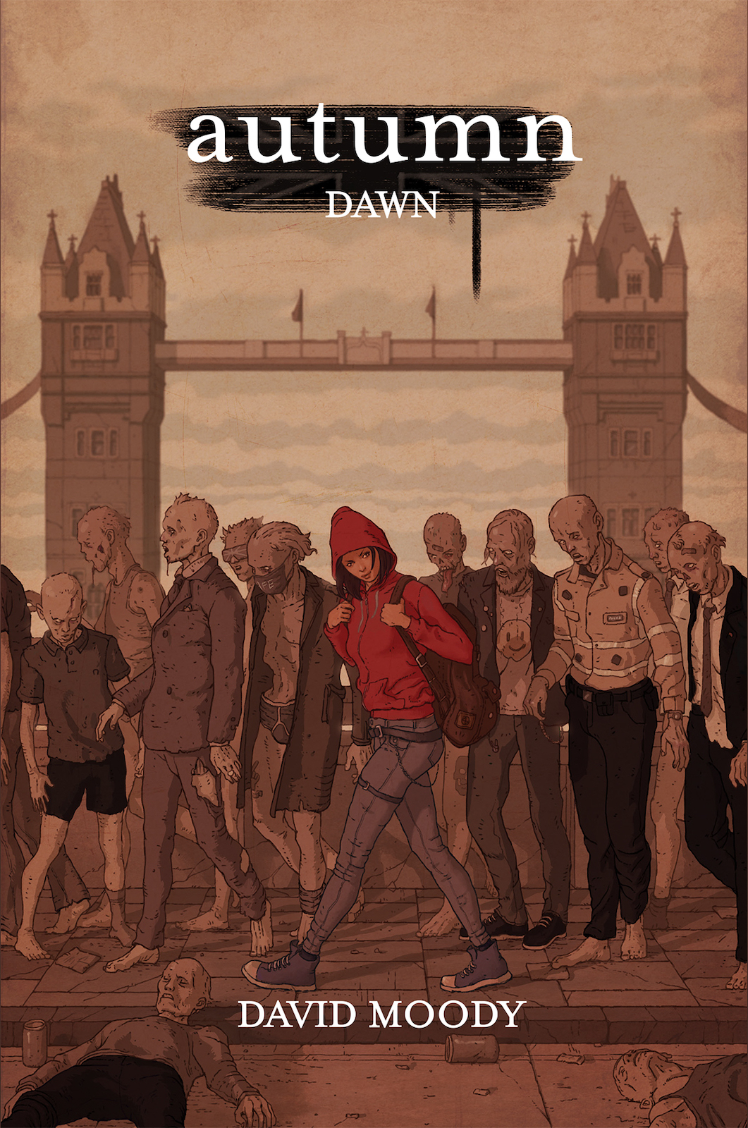 Autumn: Dawn - book one in the London trilogy