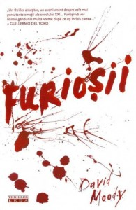 Furiosii by David Moody (Hater, Romanian, Leda, 2011)
