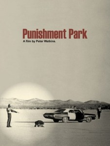 Punishment Park poster