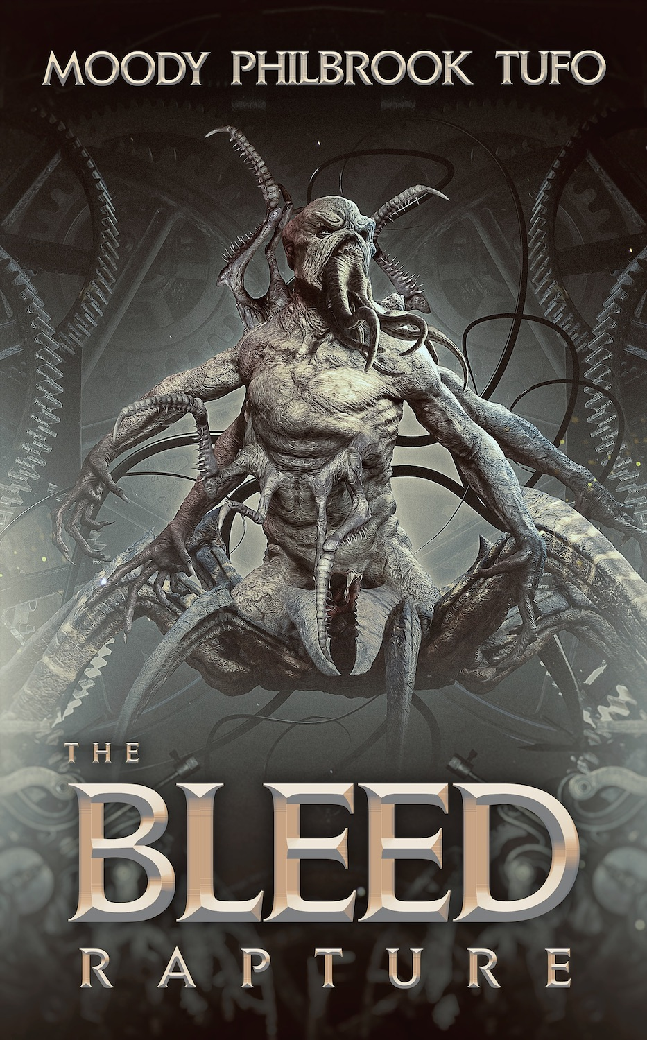 The Bleed: Rapture by David Moody, Chris Philbrook, and Mark Tufo