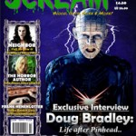 Issue 5 of Scream Magazine